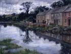 Riverside Terrace, 1938 (oil on canvas) by Forbes, Stanhope Alexander (1857-1947) - Bridgeman Images - art images & historical f